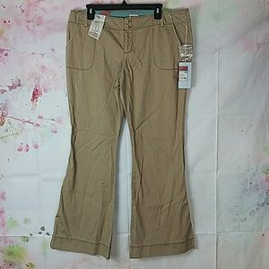 Mossimo Supply Co. Pants - Mossimo Super Flare Low Rise Straight Fit (BNWT)